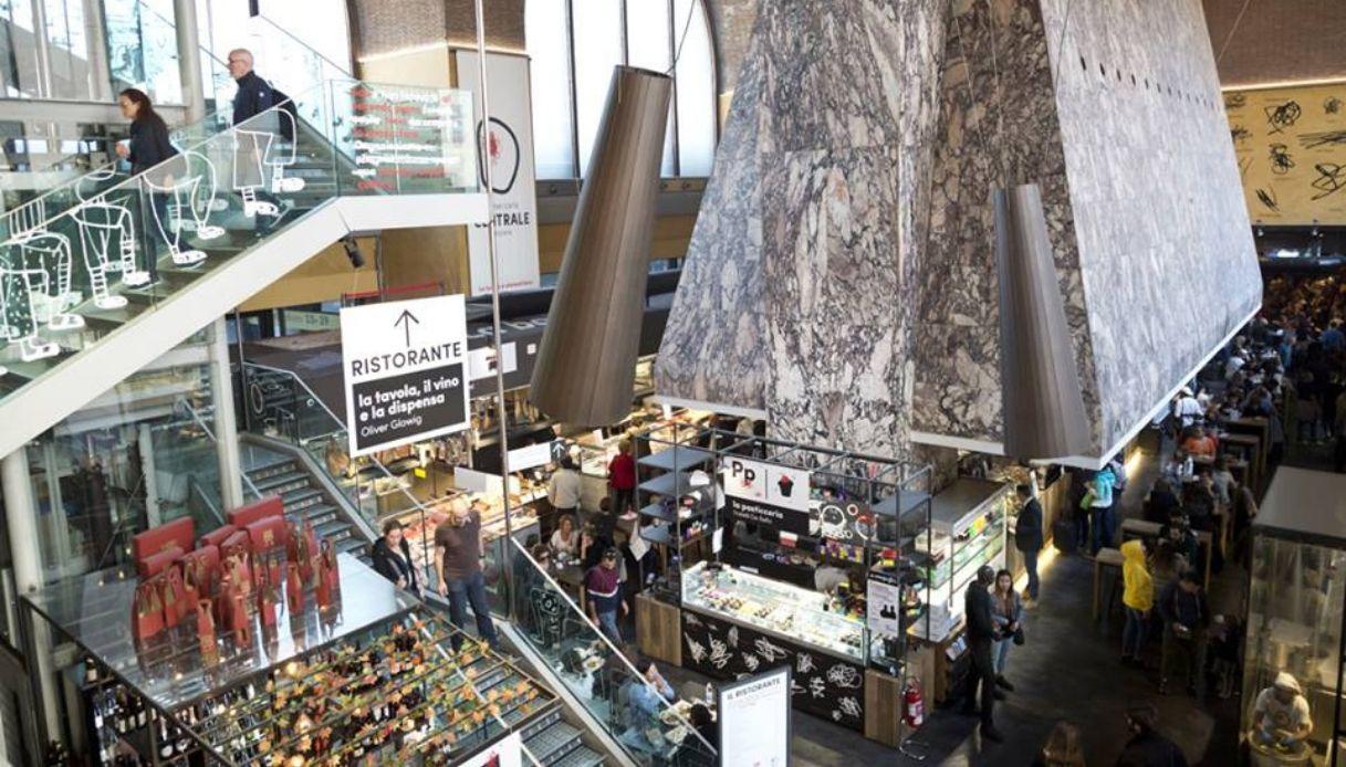 Mercato Centrale apre a Milano con banchi, ristorante e caffetteria