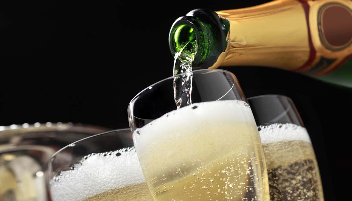 Spumante batte champagne nel mondiale dei vini frizzanti