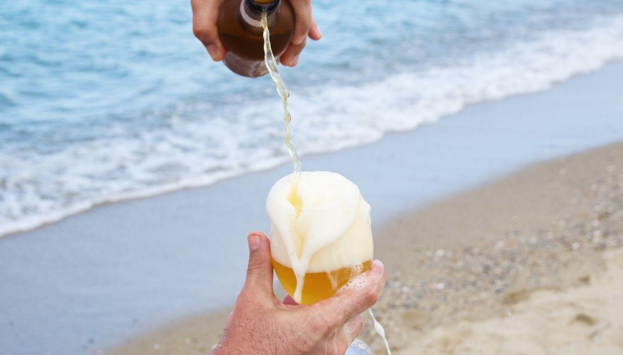 In Puglia c'è una birra che sa di mare
