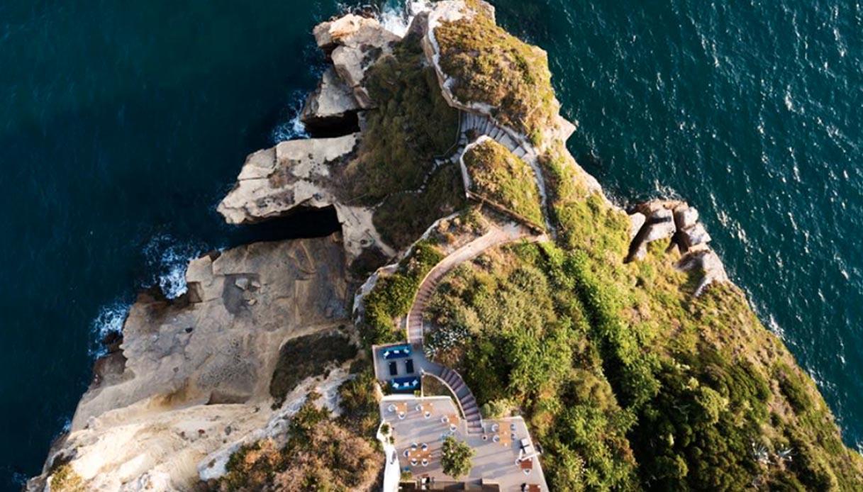 Il ristorante più romantico d'Italia si trova in Campania