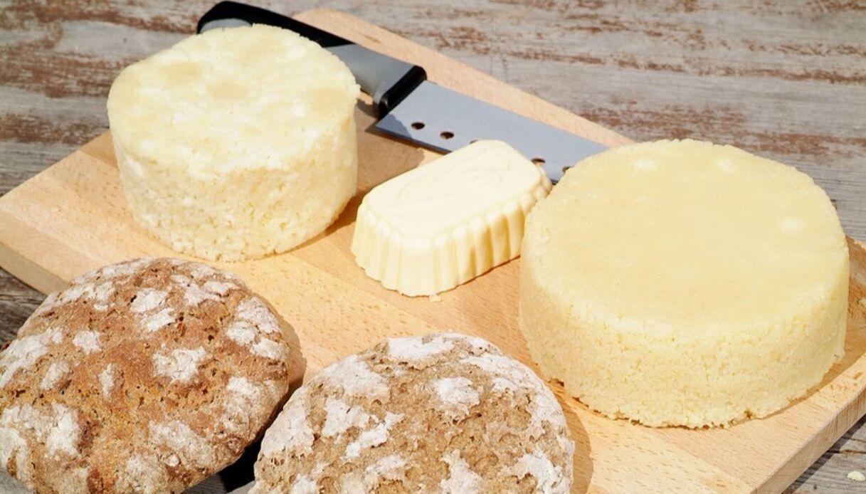Graukäse, il formaggio magrissimo che arriva dalla Valle Aurina