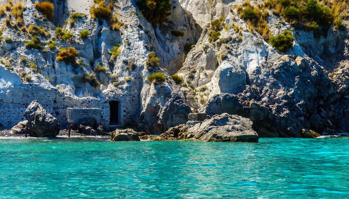 Su queste due isole si trova una pietra leggendaria