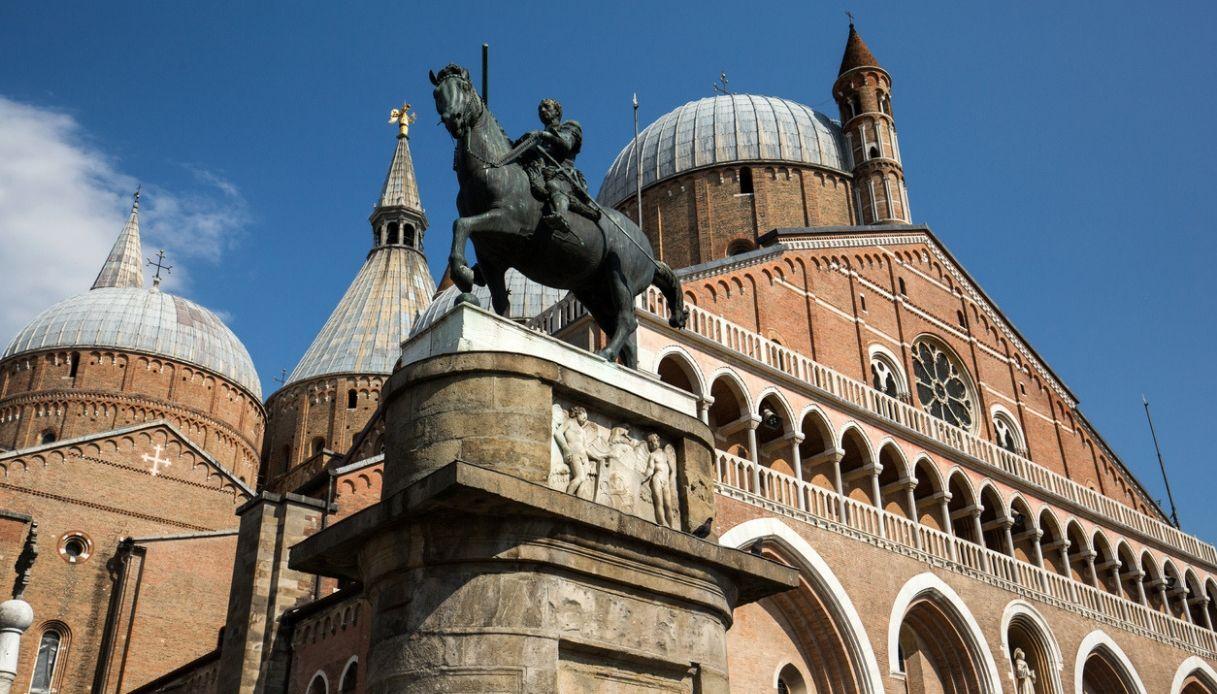 A Sant'Antonio da Padova sono stati scoperti nuovi affreschi