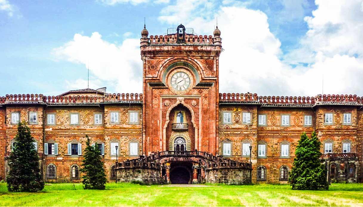 Il castello di Sammezzano nella lista dei monumenti a rischio