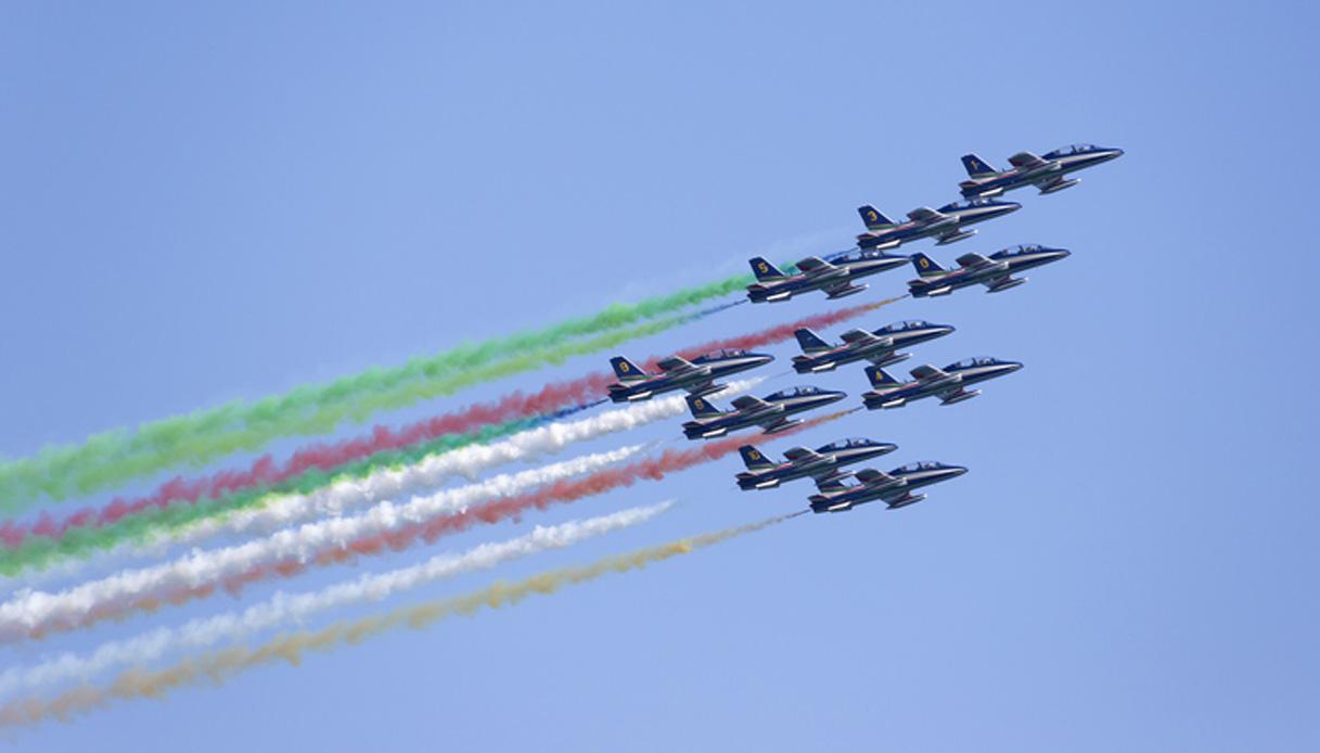Frecce Tricolori a Varenna: il programma Air Show del 28 e 29 settembre