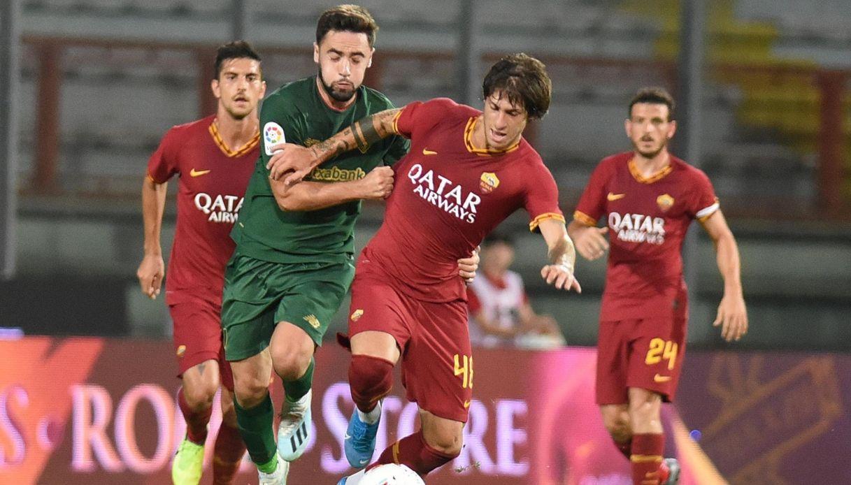 AS Roma, inaugurato il liceo della squadra giallorossa di calcio