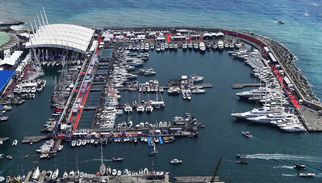 Torna il Salone Nautico di Genova con un'edizione da record