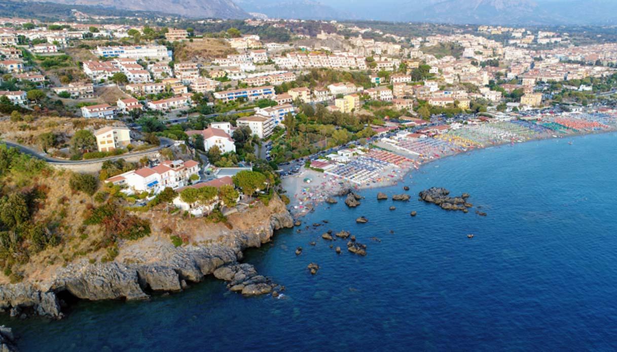 Calabria, scoperto un enorme complesso vulcanico sottomarino