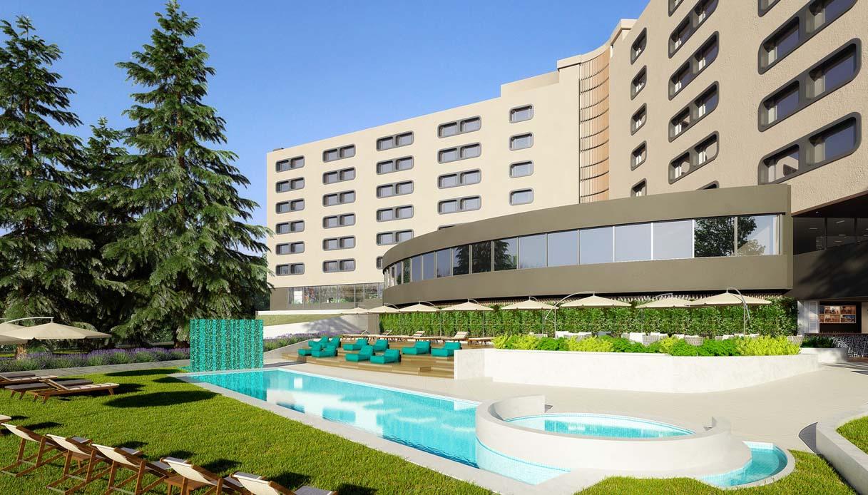 Milano, l'hotel del calciomercato e non solo: Sheraton Milan San Siro