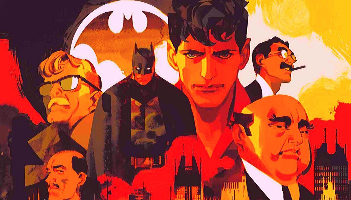Bonelli, partnership con DC: crossover tra Dylan Dog e Batman