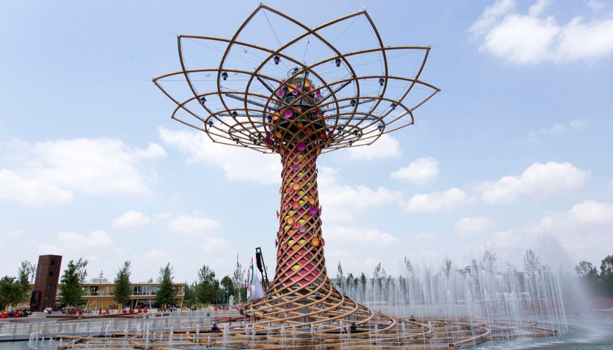 Milano, l'eredità di Expo: 83 mila piante e 18 ettari di boschi