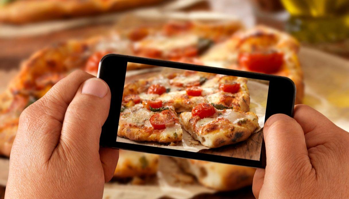 A Salerno c'è la pizzeria più social d'Italia