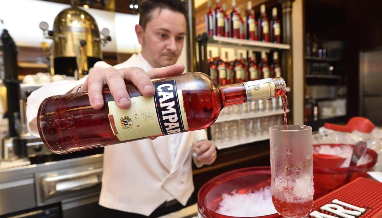 Camparino, a Milano è rinato il bar dell'aperitivo
