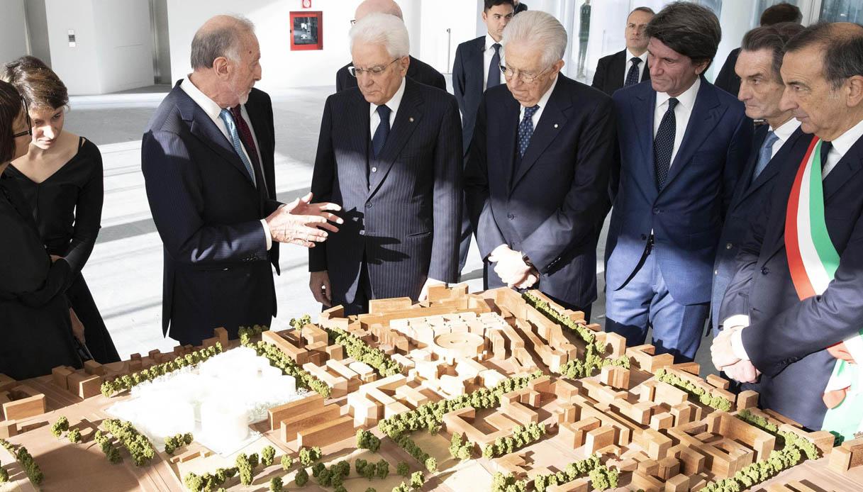 Mattarella inaugura il nuovo Campus della Bocconi a Milano