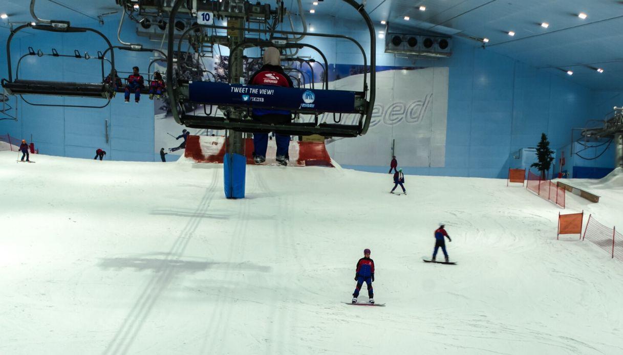 Arese, salta il progetto Sky Dome: niente pista da sci indoor
