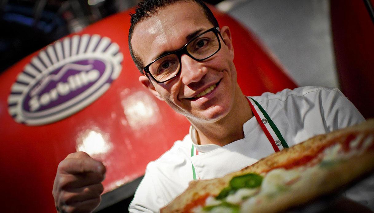 Sorbillo nominato Ambasciatore del Turismo Gastronomico Mondiale