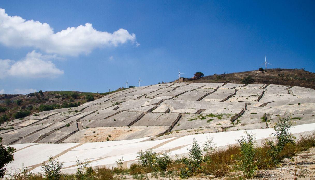 Gibellina, la città scomparsa: un'opera d'arte la ricorda