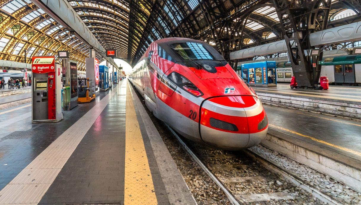 Frecciarossa, cosa cambia con i nuovi treni Tarda Serata