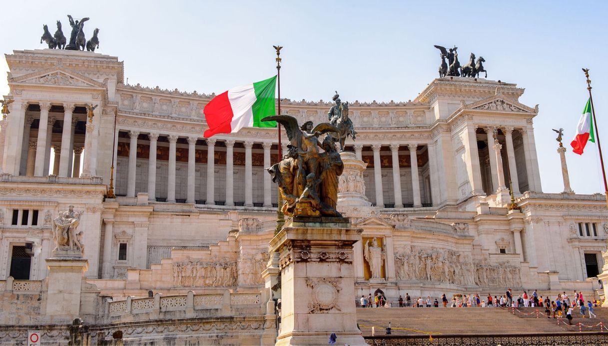 Altare della Patria Roma