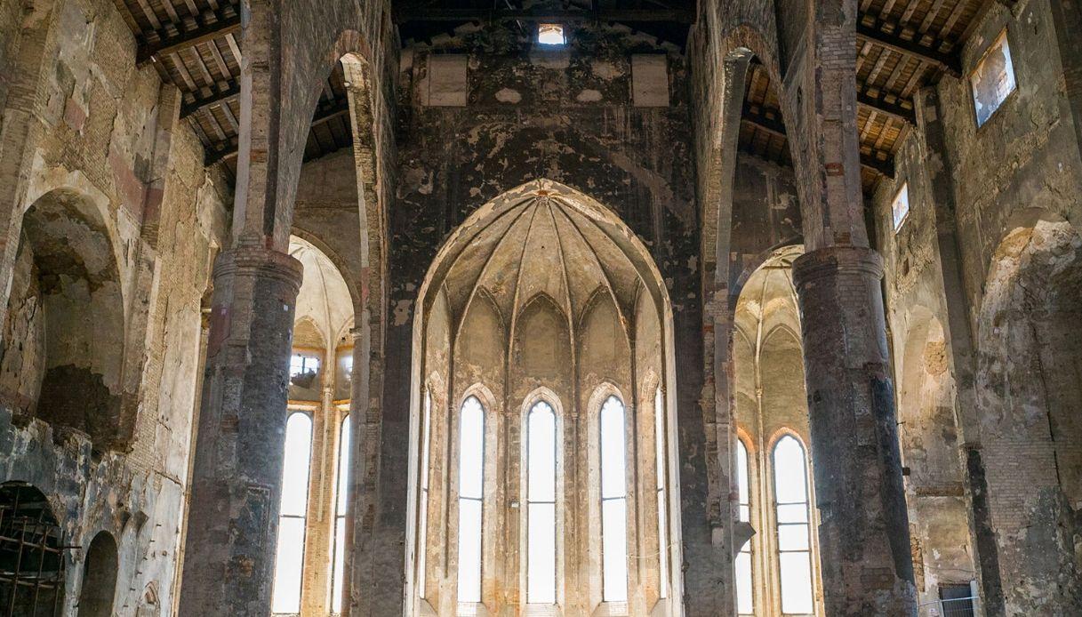 Parma 2020: riapre la Chiesa di San Francesco del Prato
