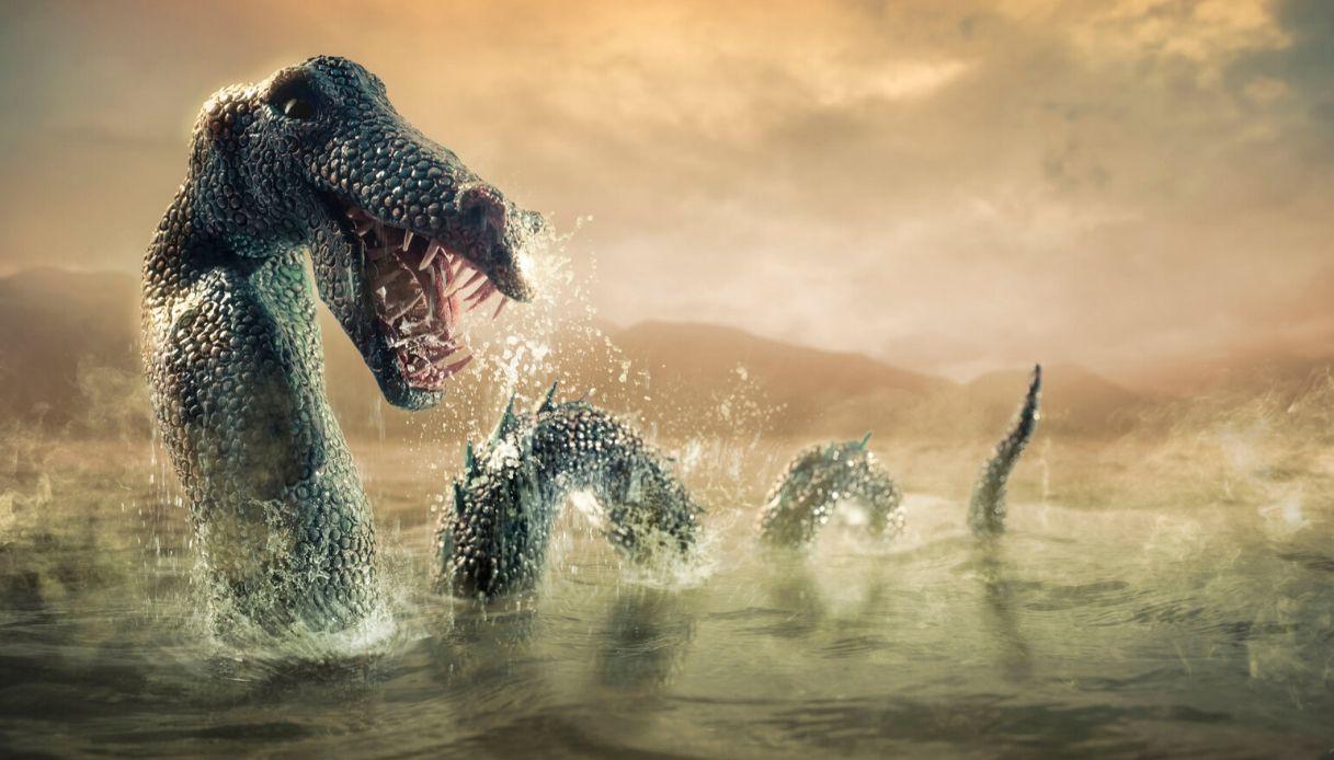 Il drago Tarantasio del lago Gerundo come il mostro di Loch Ness