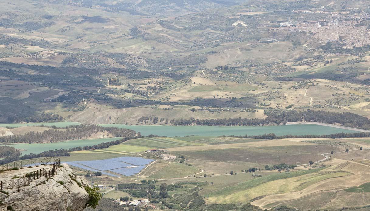 Il lago di Pergusa e la leggenda del ratto di Proserpina