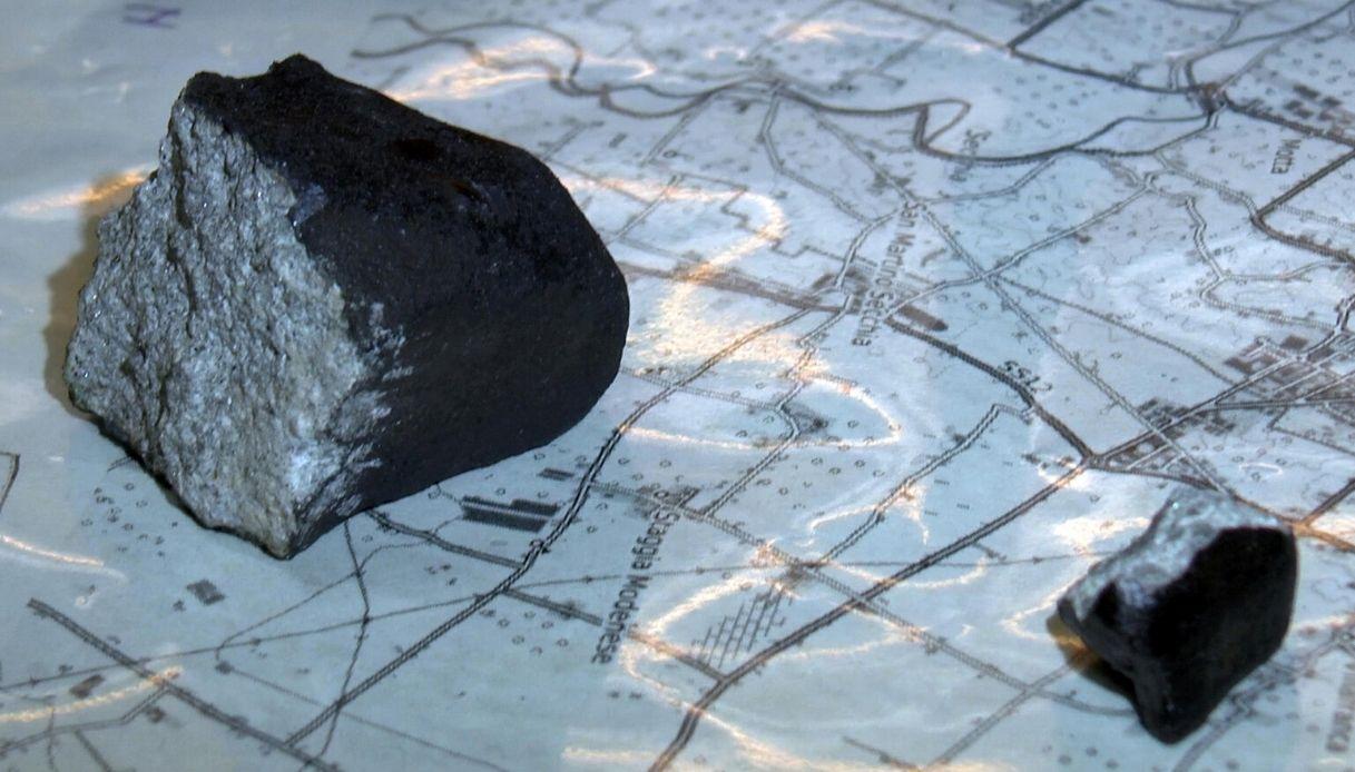 Il meteorite di Capodanno è stato trovato nel Modenese