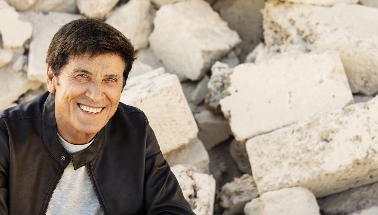 Gianni Morandi cameriere per un giorno: dove, quando e perché