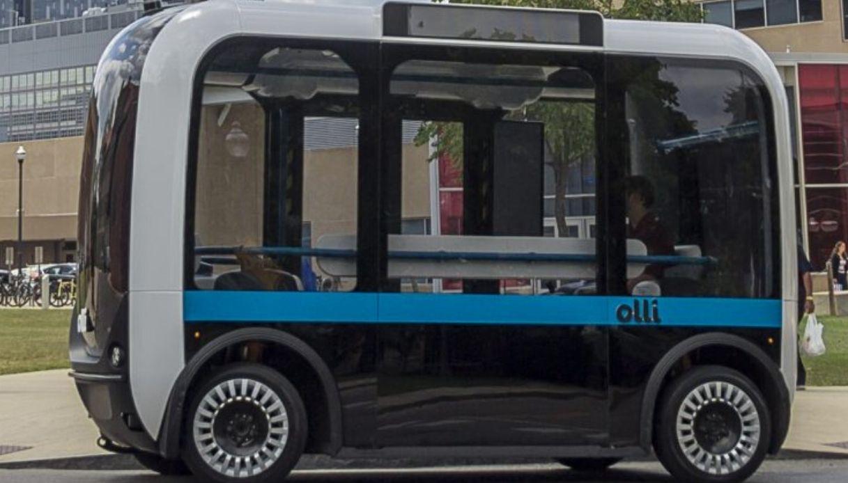 A Torino arriva il bus elettrico a guida autonoma
