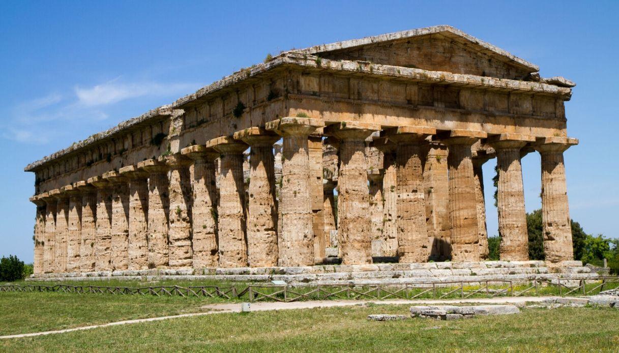 A Paestum nasce un parco giochi a tema archeologico tra i templi