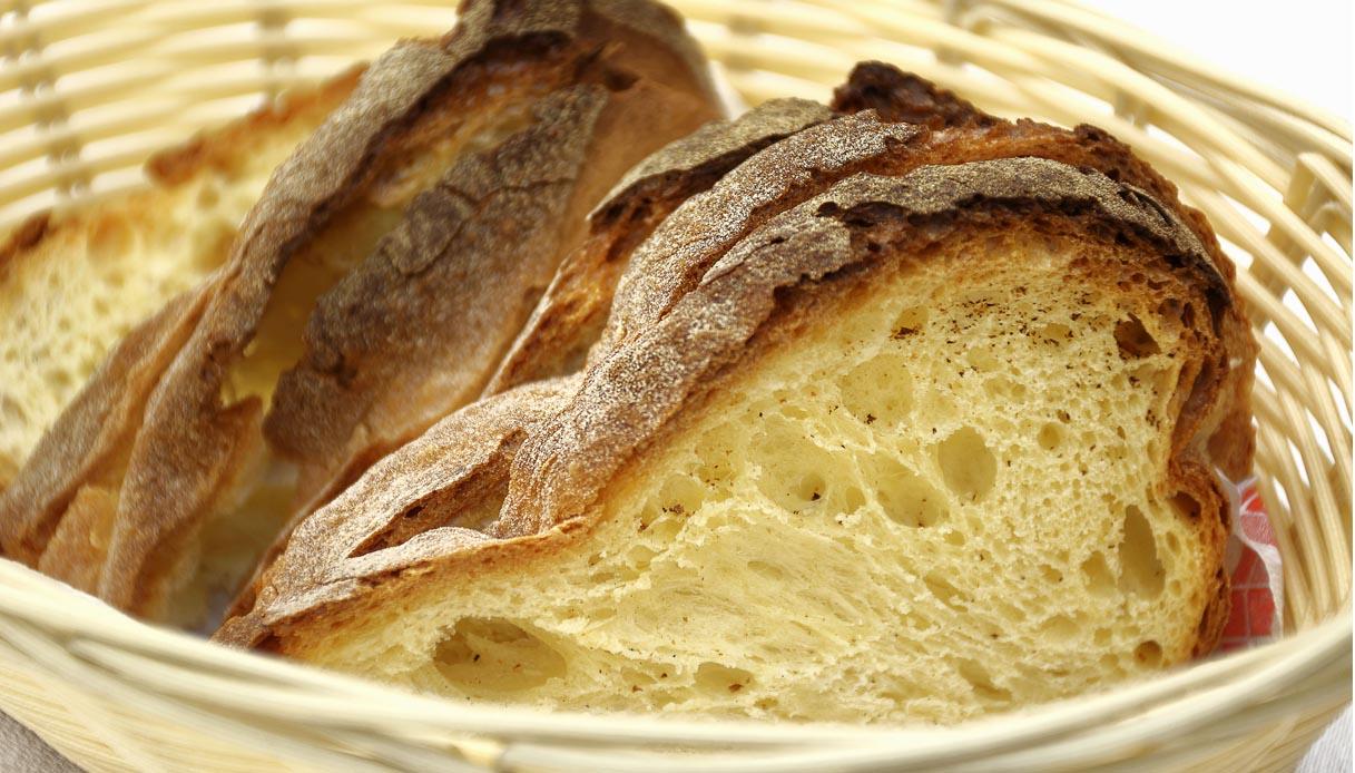 Il miglior pane d'Italia lo fa un forno di Matera