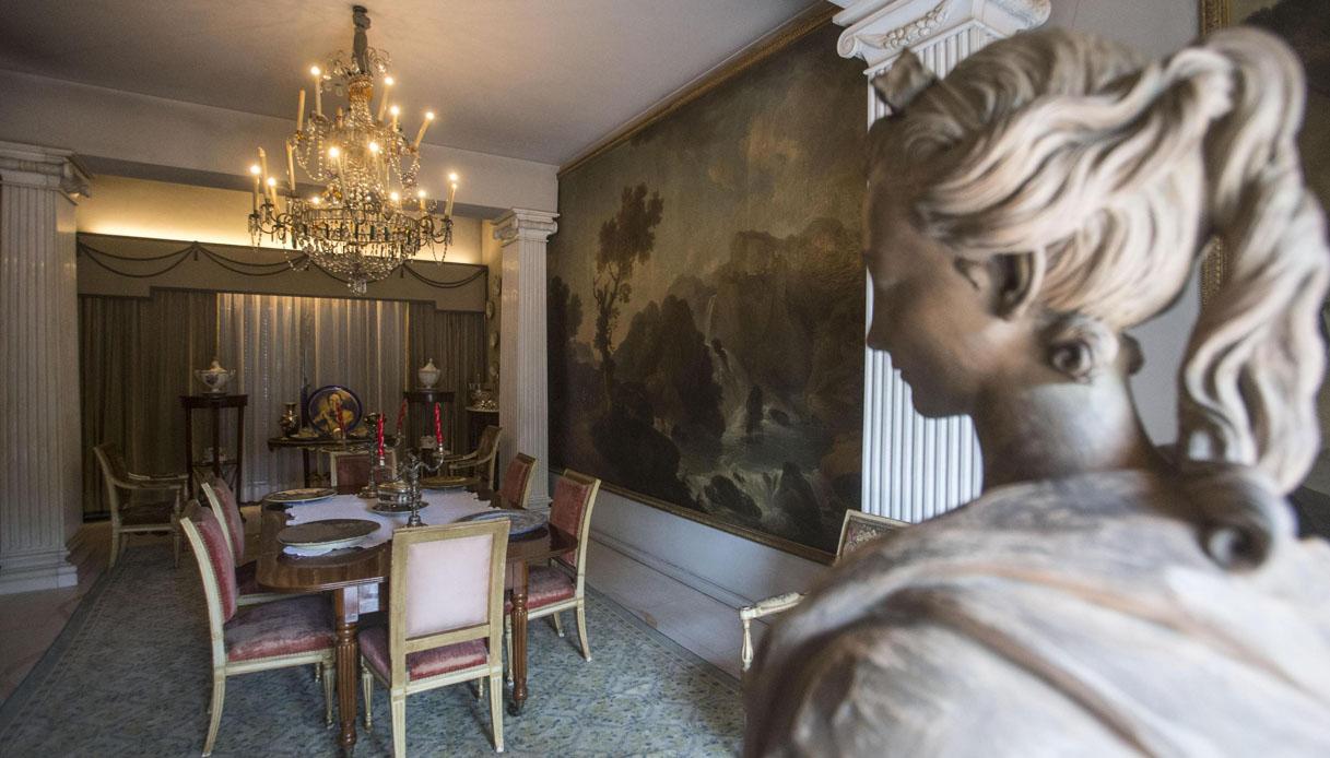 La villa di Alberto Sordi apre per i 100 anni dalla nascita