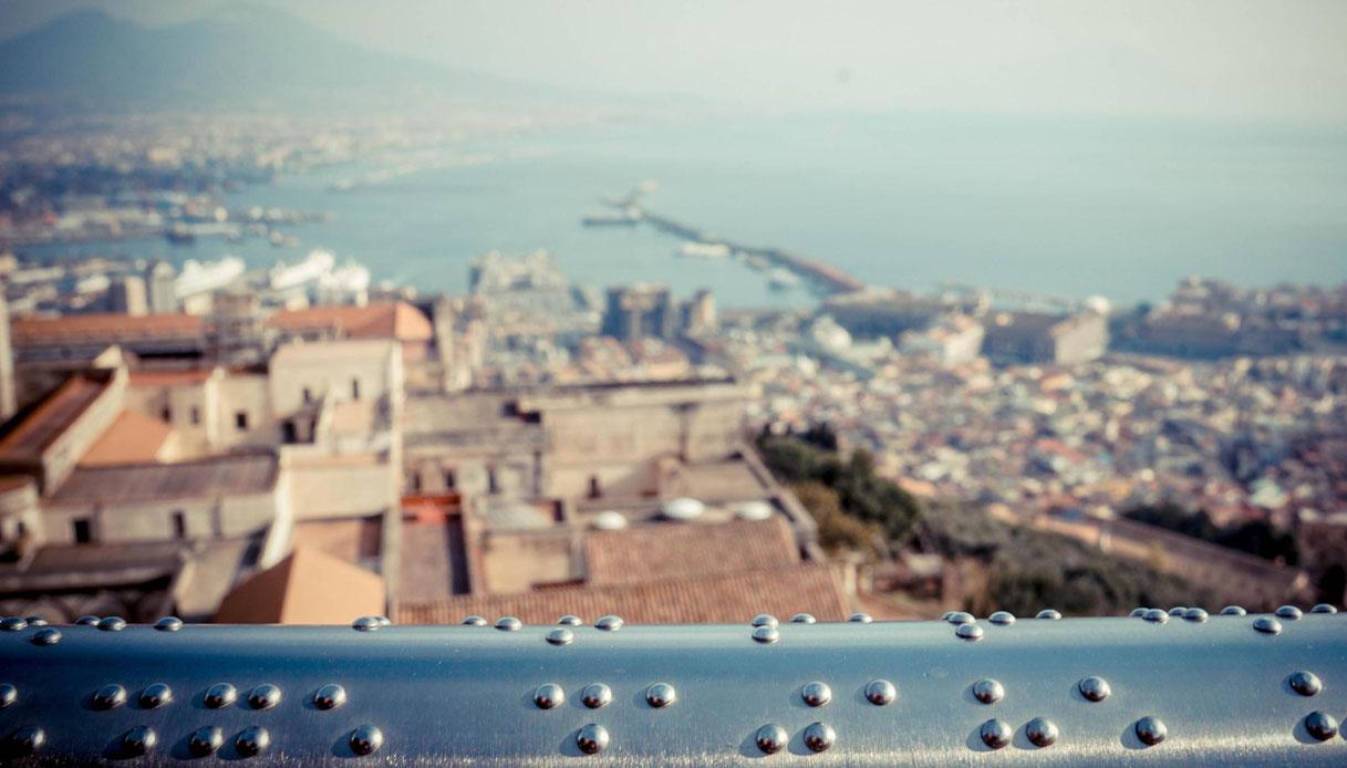Corrimano per non vedenti: il golfo di Napoli diventa accessibile
