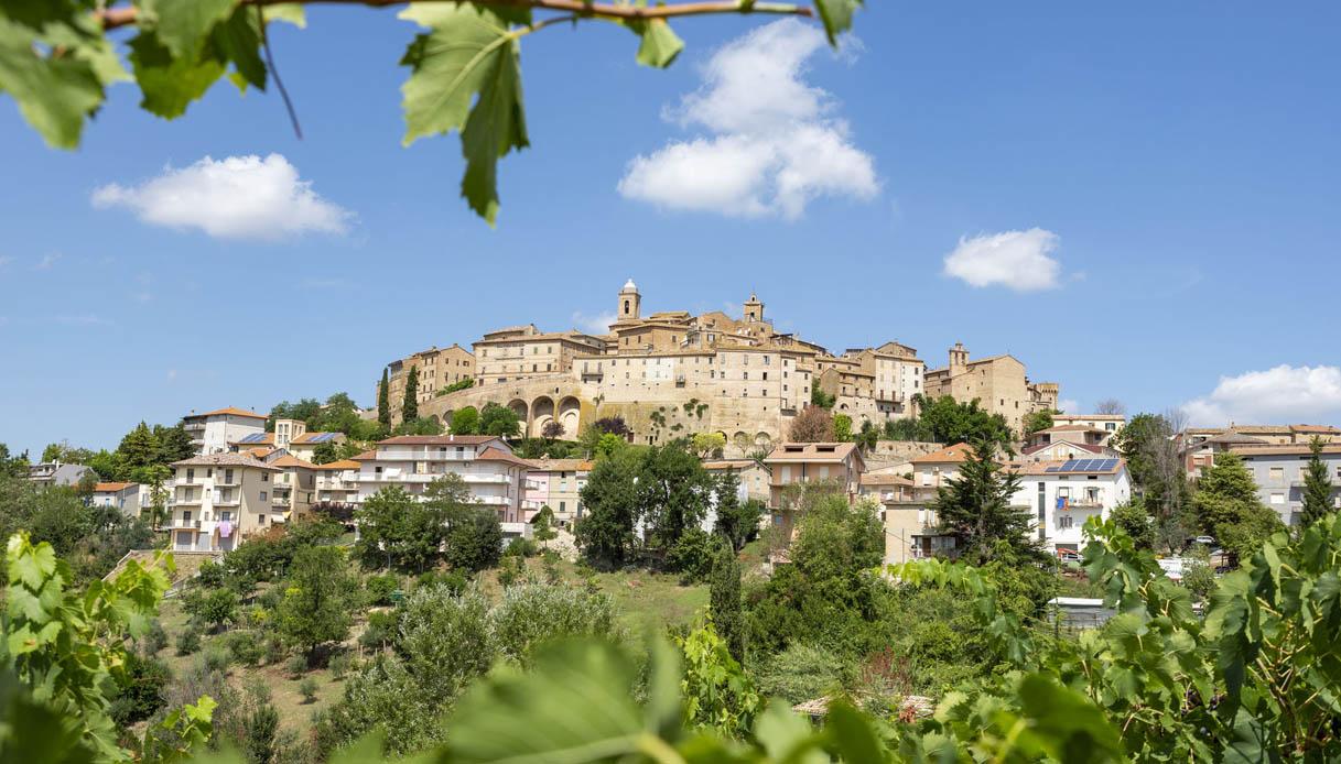 Cossignano, l'incantevole borgo italiano da scoprire
