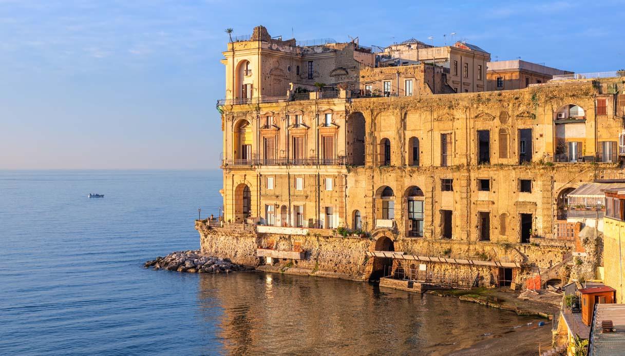 Dimore storiche in Campania: ville e castelli a Napoli e dintorni