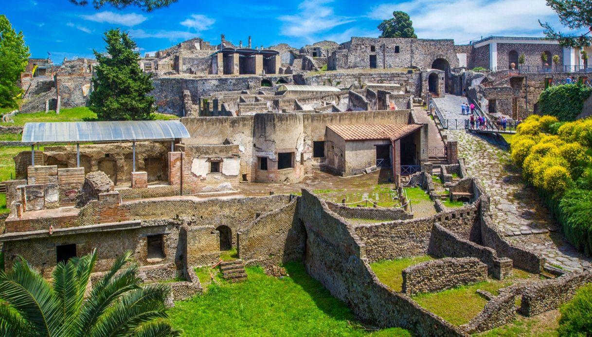Pompei, la Casa degli Amanti riapre dopo 40 anni