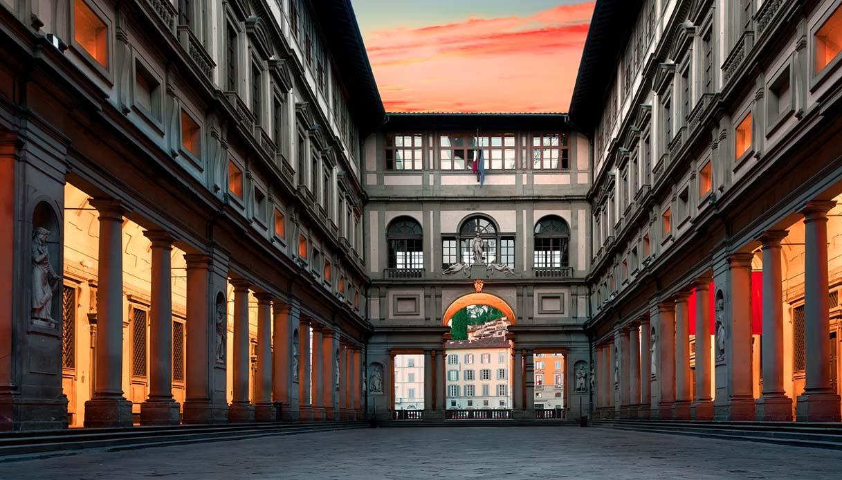 Uffizi: il museo più visitato in Italia e nella Top 10 mondiale