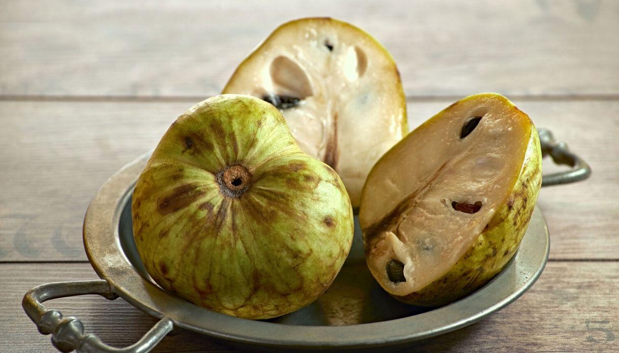 Annona, il frutto metà sudamericano metà calabrese