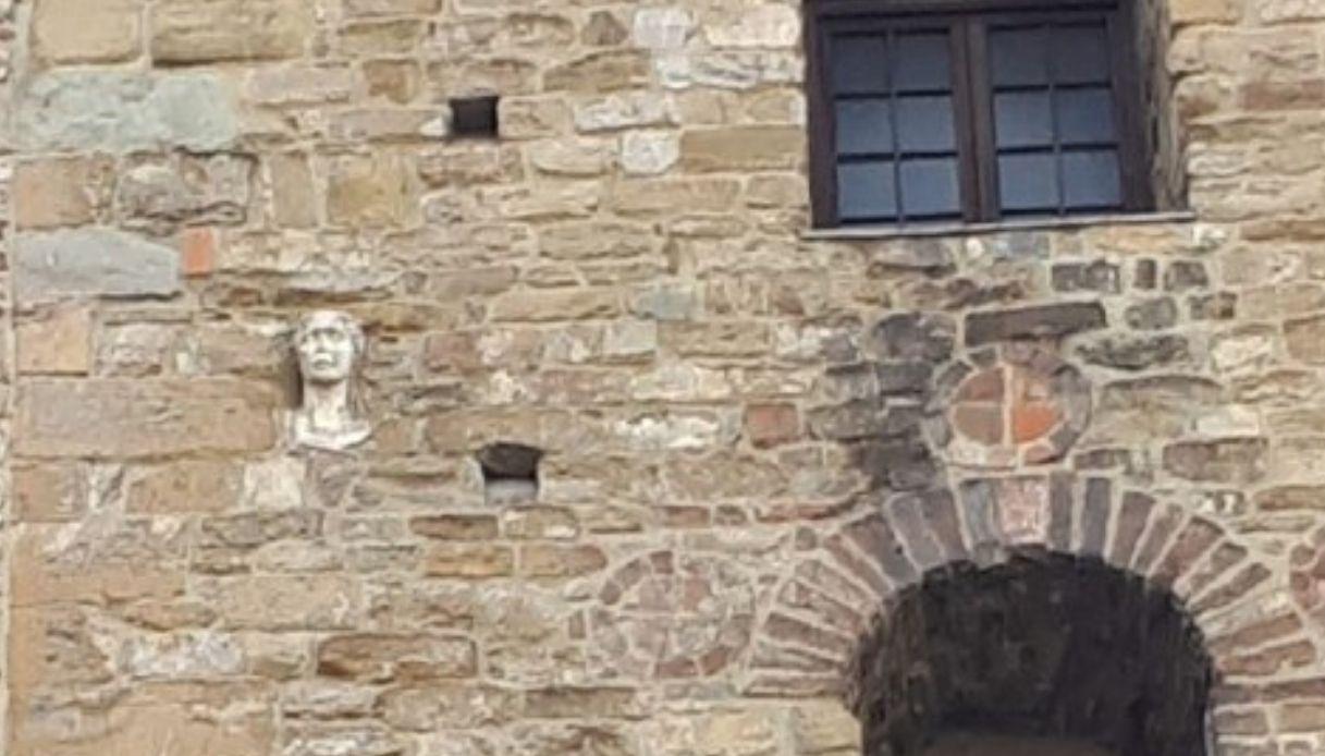 Firenze, la Chiesa di Santa Maria Maggiore e la leggenda di Berta