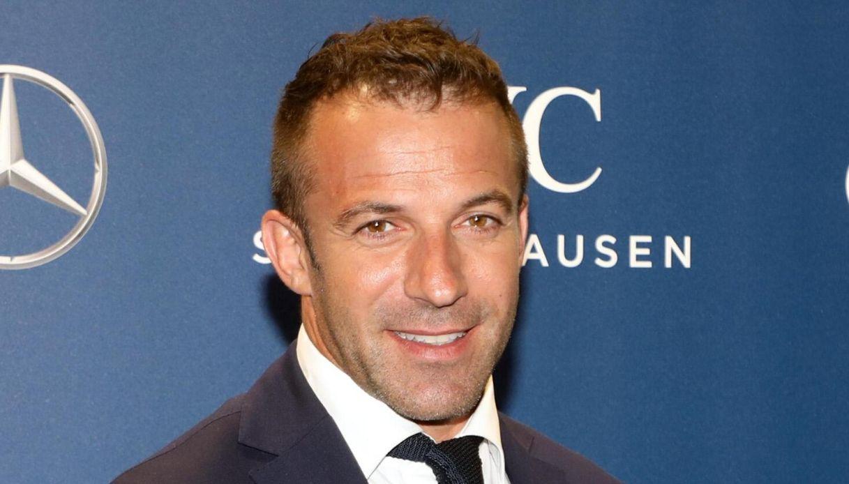 Del Piero premiato per il suo ristorante N10 a Los Angeles