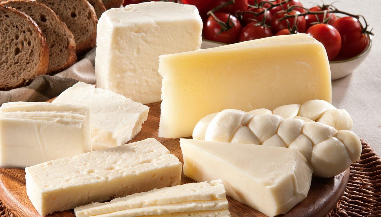 Formaggi italiani, è boom: nuovo record per l'export