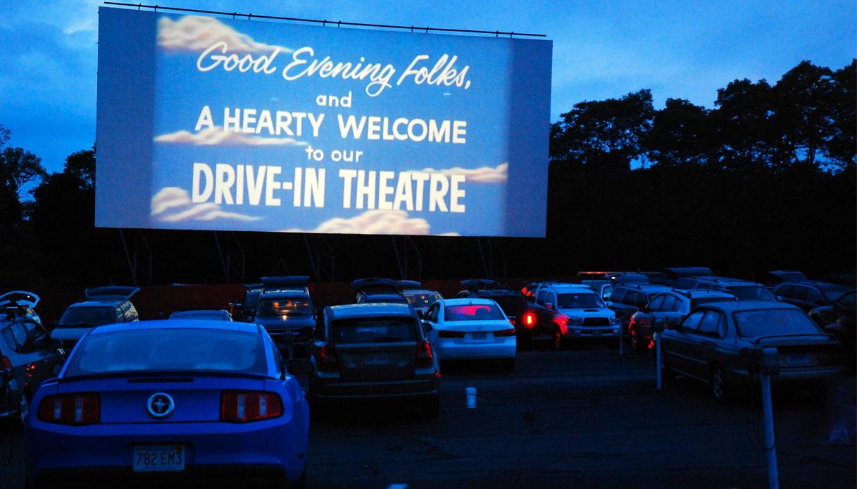 Cinema, a Roma ritorno al drive in nel post emergenza Coronavirus