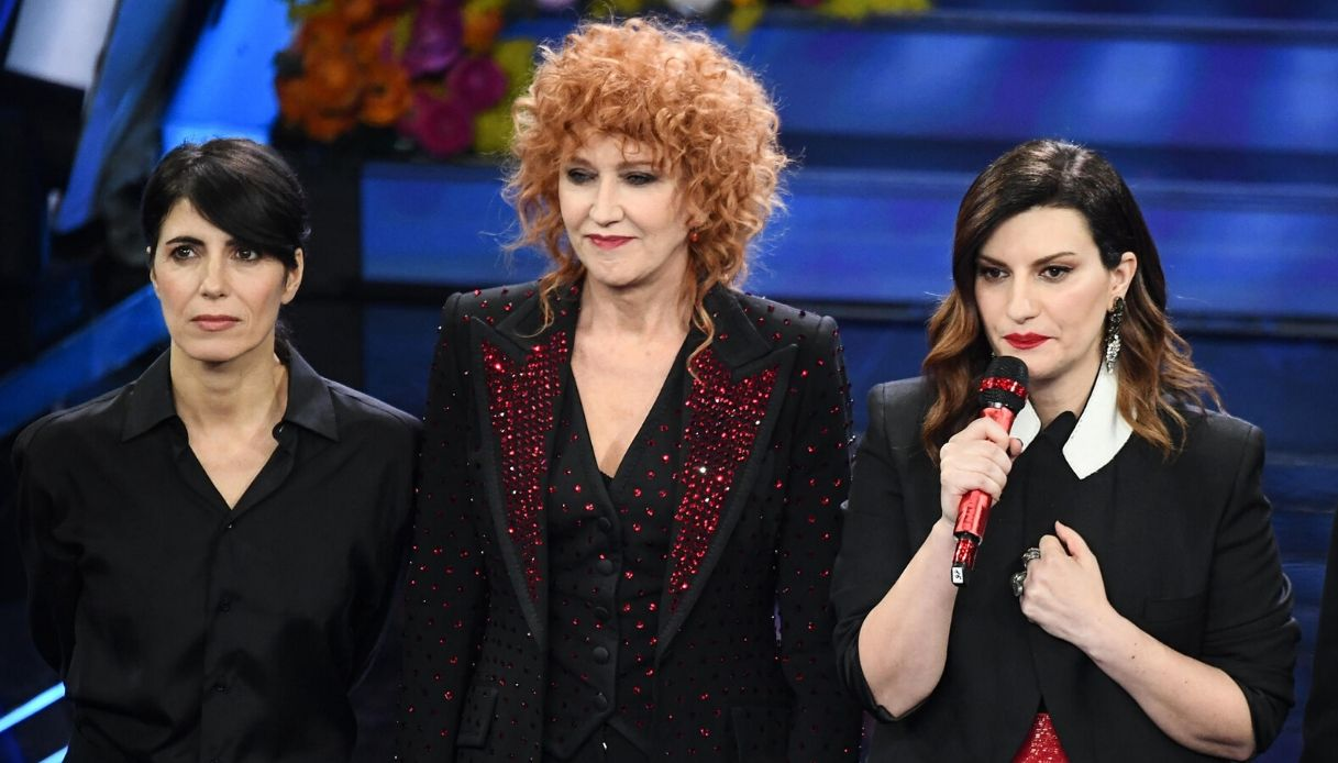 Giorgia, Mannoia, Pausini