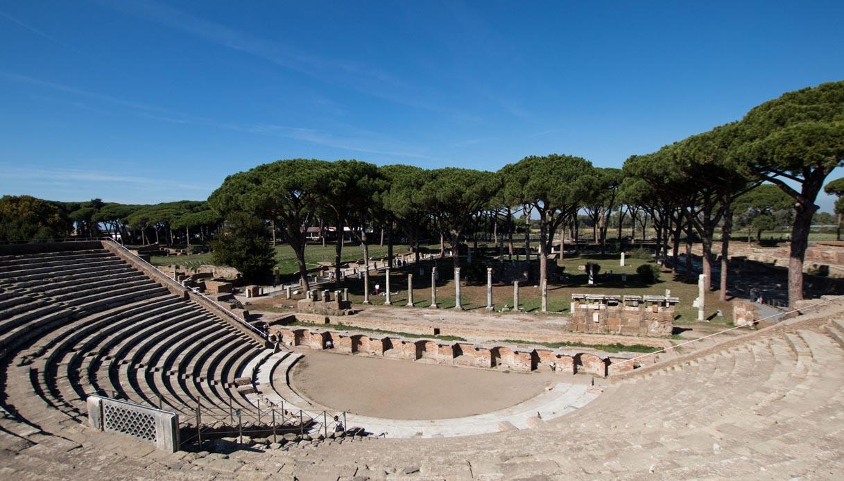 Il Parco Archeologico di Ostia Antica diventa Patrimonio Europeo