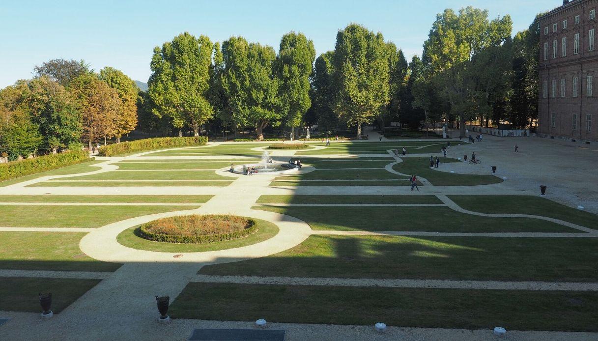 Torino, tour virtuale Musei Reali: così sarà il Giardino del Duca