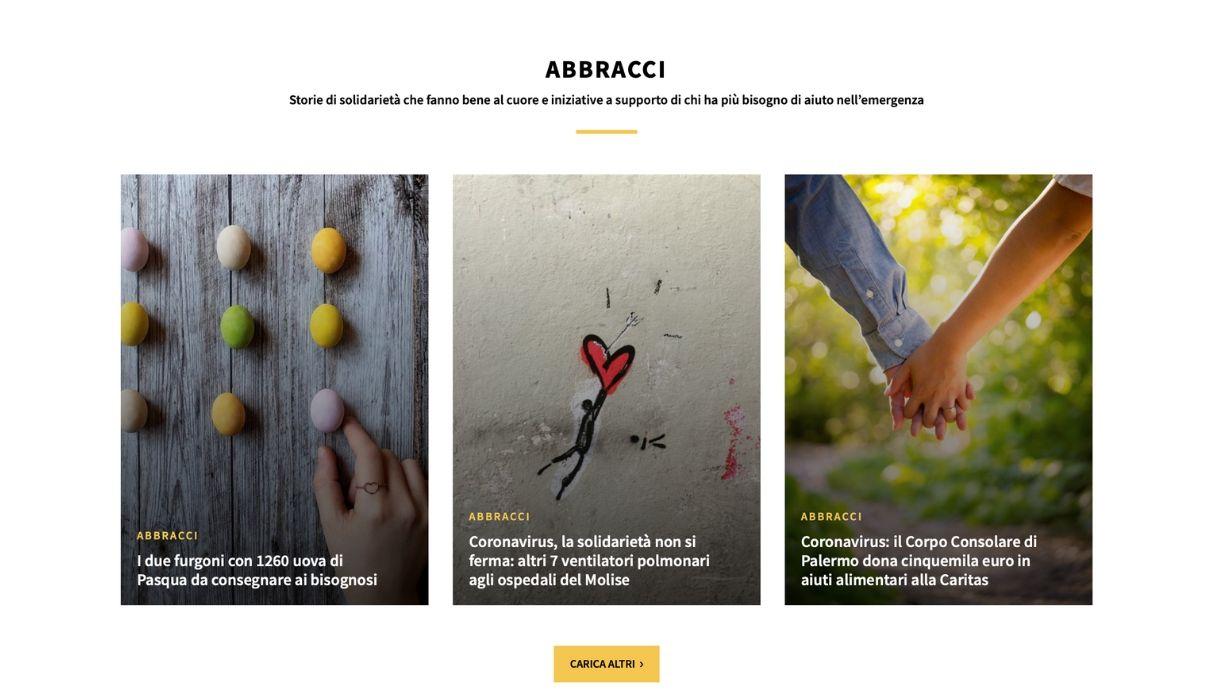 UnaStoriaDiversa: il sito che racconta solo cose belle
