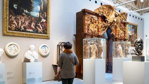 A Bergamo e Firenze i musei ripartono coi dispositivi elettronici