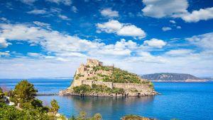 Castello Aragonese a Ischia, Napoli