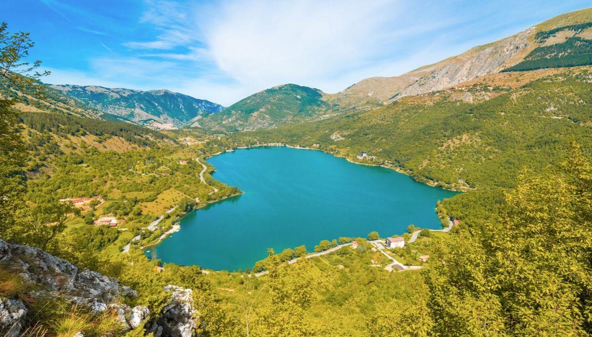Dieci laghi da scoprire in Italia
