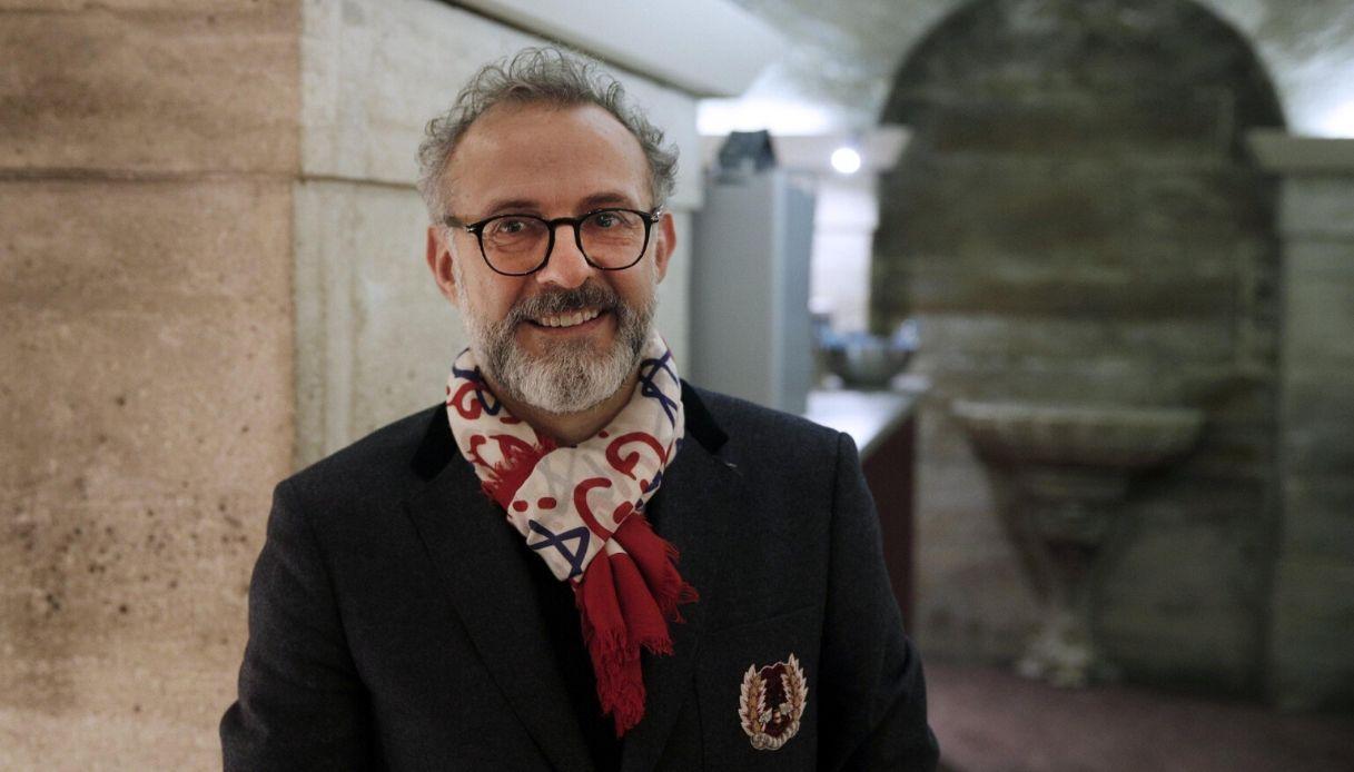 Bottura ha vinto un premio internazionale con Casa Maria Luigia